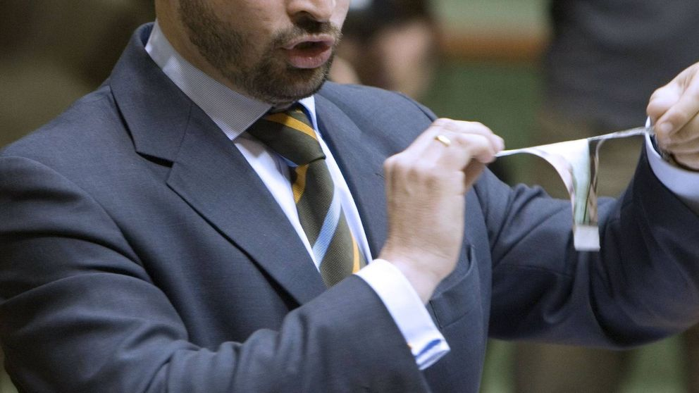 Abascal y Ortega Lara le montan a Rajoy la primera escisión del PP