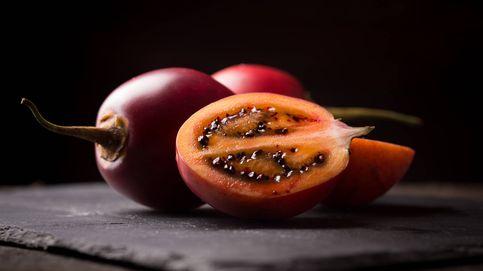 Tamarillo, una fruta exótica similar al tomate con poder antioxidante
