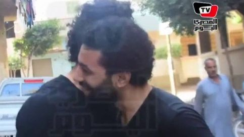 Ahmed Bahaa, el doble egipcio de Salah