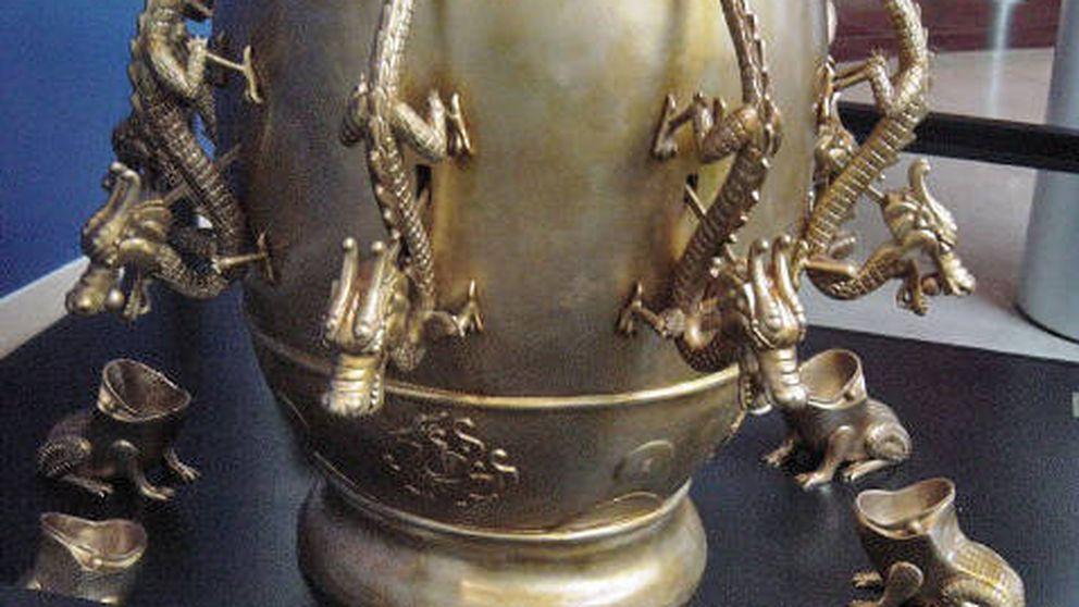El detector de terremotos que utilizaban los chinos hace 2.000 años