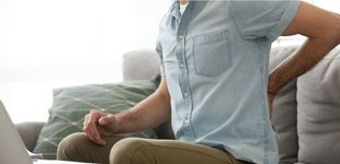 Post de Teletrabajo: ejercicios para tonificar la espalda y evitar el dolor en las lumbares