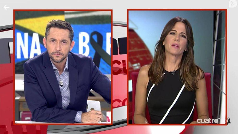 Impresionante dato de 'Noticias Cuatro' que se dispara hasta el 14,8%