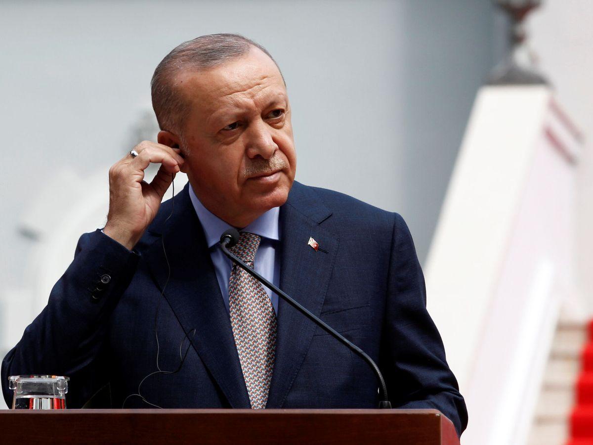 Foto: El presidente turco, Recep Tayyip Erdogan. (Reuters)