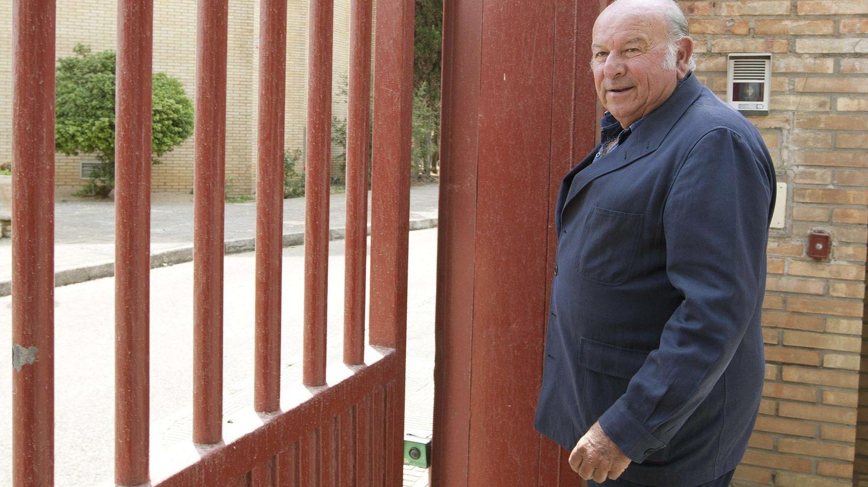 El ganadero Álvaro Domecq. (EFE)