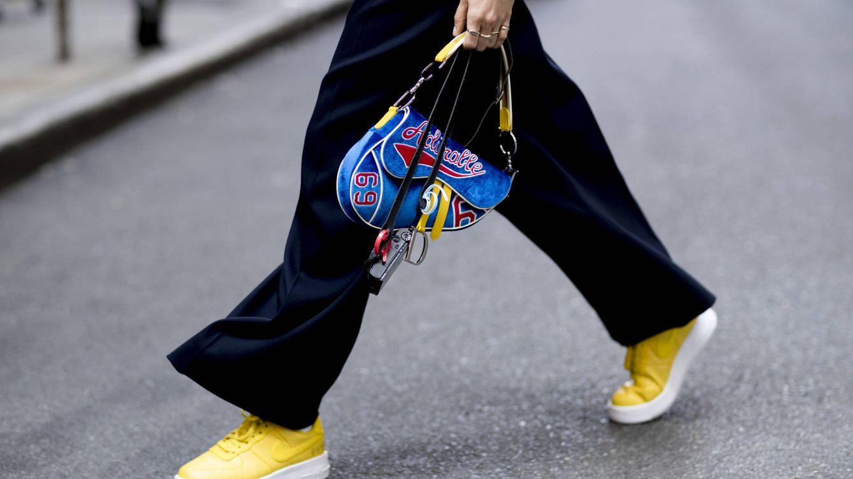 Del vestido a los leggings: nueve formas de combinar las zapatillas según Instagram