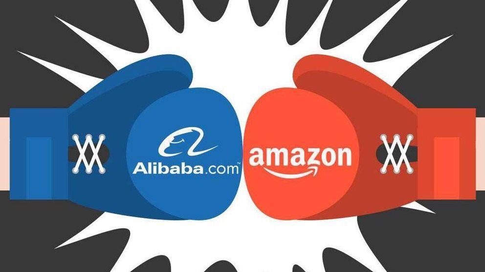 Alibaba llega en rojo al Día de los Solteros... y Amazon, eufórica al Black Friday