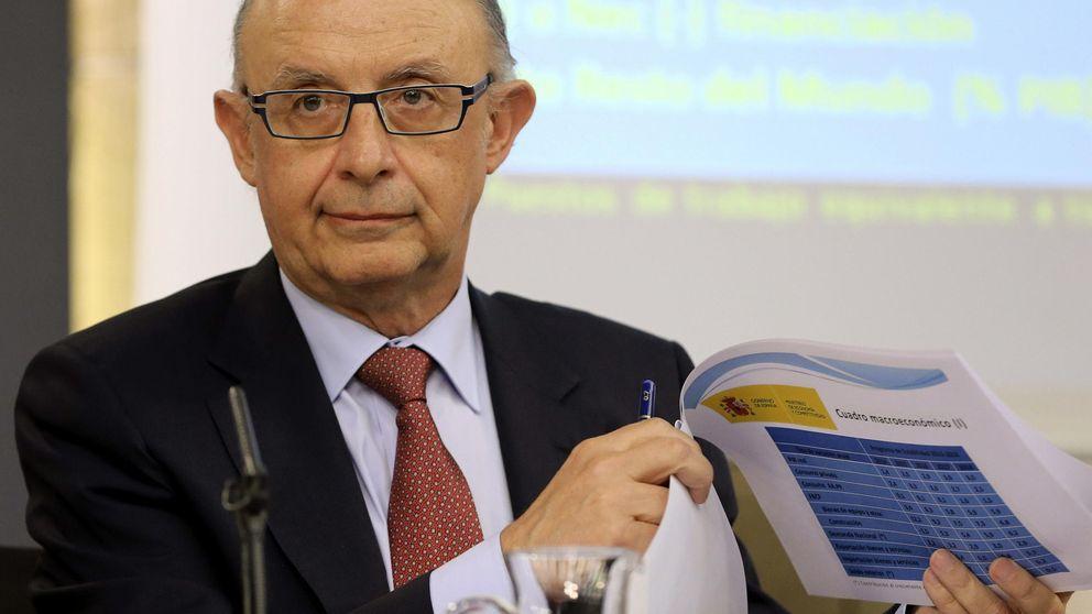El tipo mínimo del IRPF en 2015 será del 19,5% y el máximo del 46%