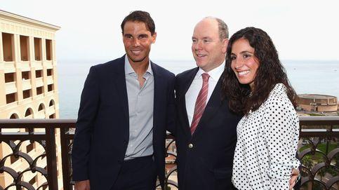 La foto que ha reunido a Rafa Nadal, Xisca Perelló y Alberto de Mónaco