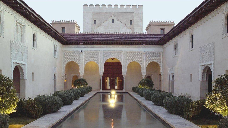 Ksar Char-Bagh, una Alhambra en la Ciudad Roja. (Cortesía)