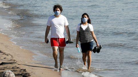 El último giro de la saga mascarillas: qué pasará cuando el calor nos impida llevarlas