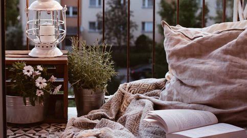 El truco infalible para poder aprovechar tu balcón aunque sea MUY pequeño