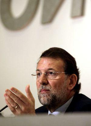 Rajoy admite que tiene el síndrome de Casandra y da un 'sopapo' a Artur Mas