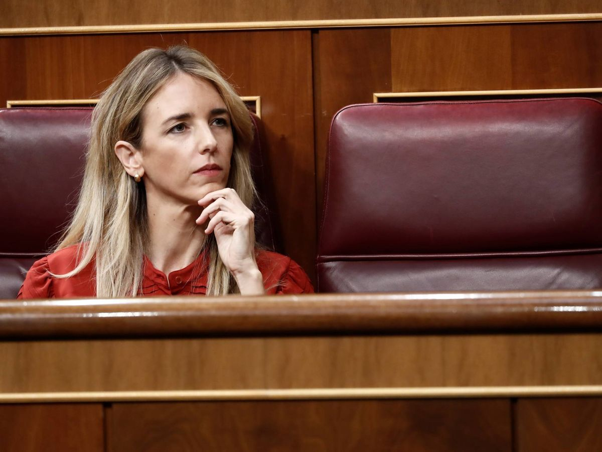 Foto:  Cayetana Álvarez de Toledo. (Getty)