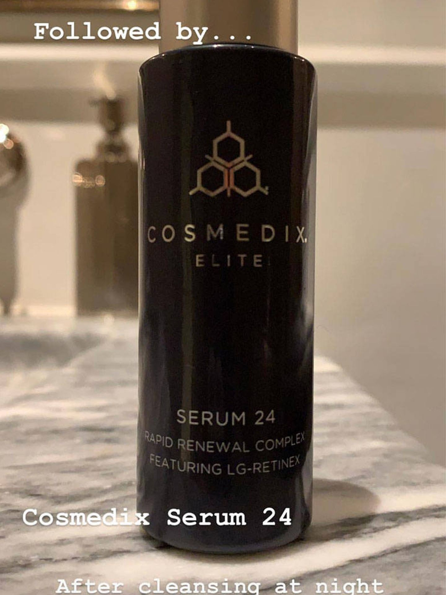 Serum 24 Cosmedix.