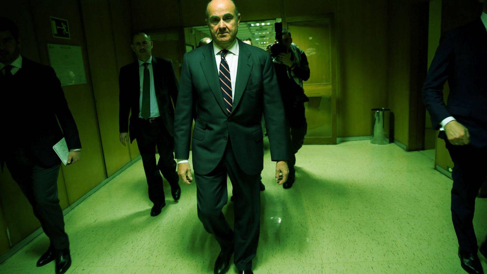Foto: Luis de Guindos, vicepresidente del BCE y exministro de Economía. (Reuters)