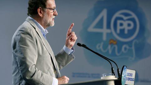 Rajoy dice que en Europa no dan crédito y que le animan a preserva la ley