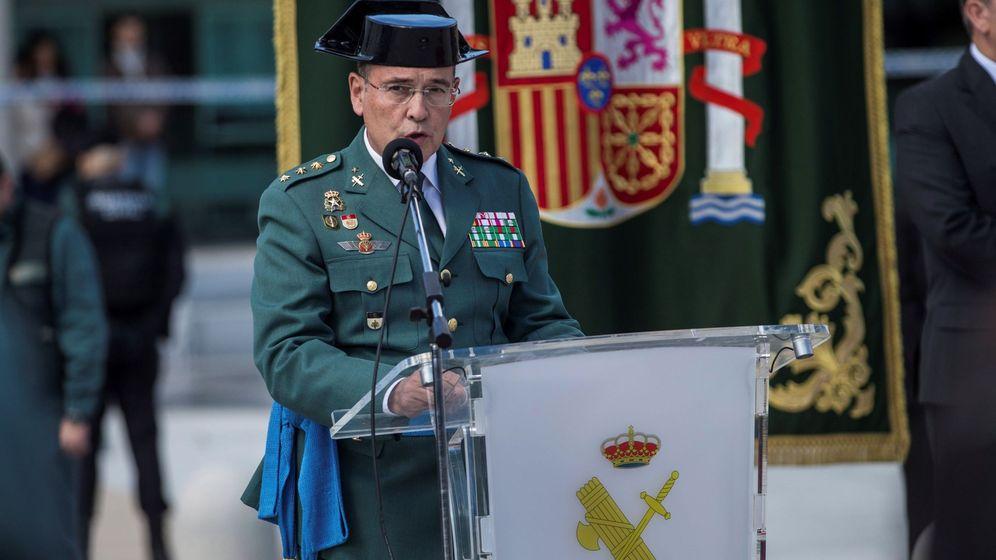 Foto: Coronel Diego Pérez de los Cobos. (EFE)
