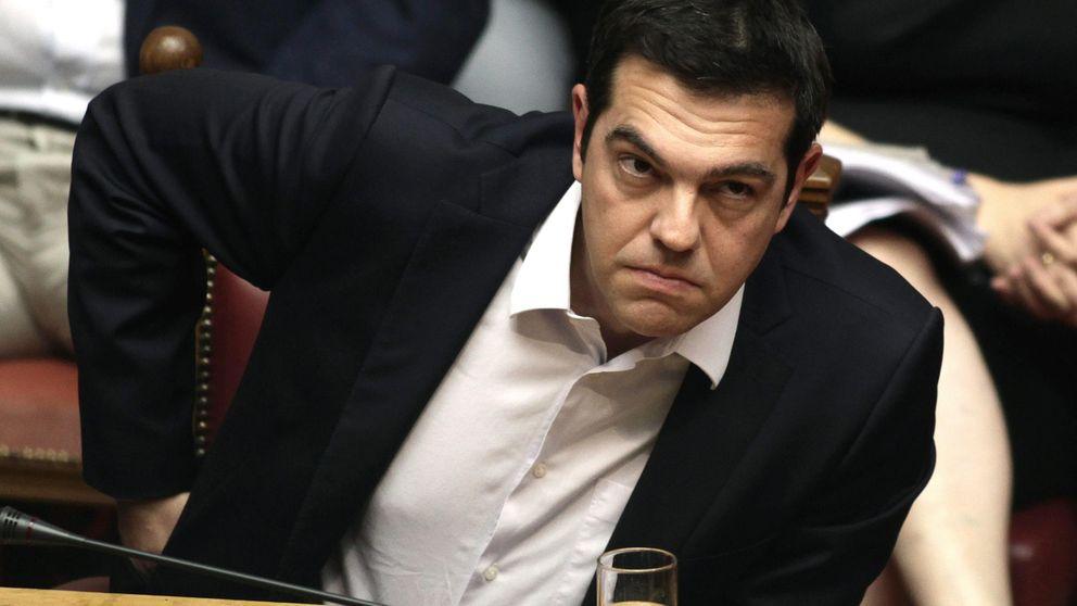 Tragedia griega: entre susto o muerte, Grecia ha decidido morir