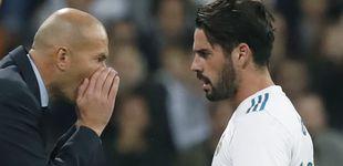 Post de El ventilador, en marcha: Isco, fuera del Madrid (y que parezca cosa de Zidane)