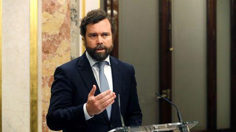 Vox advierte al PP y a Ciudadanos: Si no hay acuerdos, no habrá presupuestos