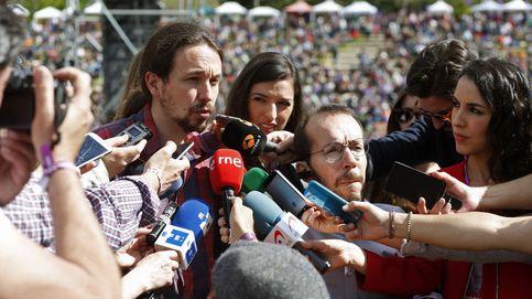 Pablo Iglesias: 'España soy yo'