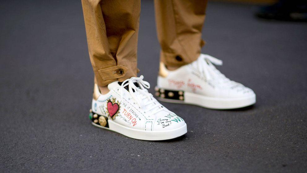 Rumbo a la primavera: 20 zapatillas blancas que podrás llevar a todas partes