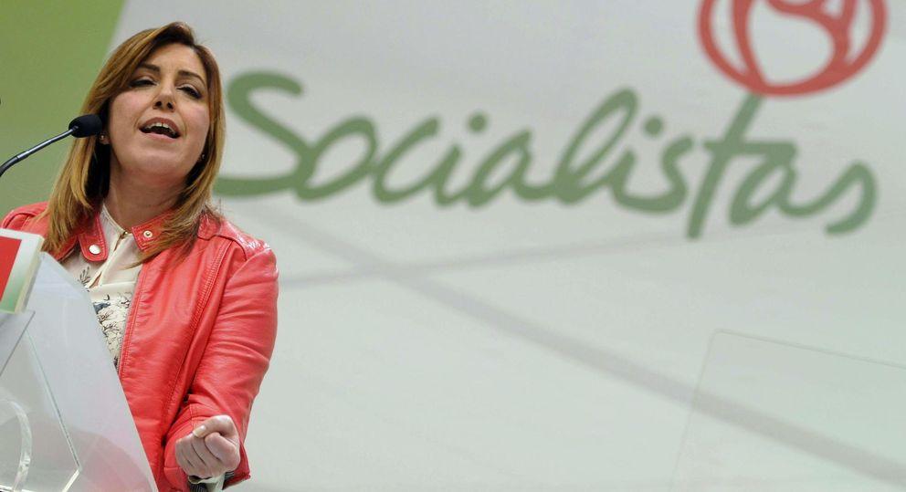 La presidenta de la Junta de Andalucía, Susana Díaz. (EFE)