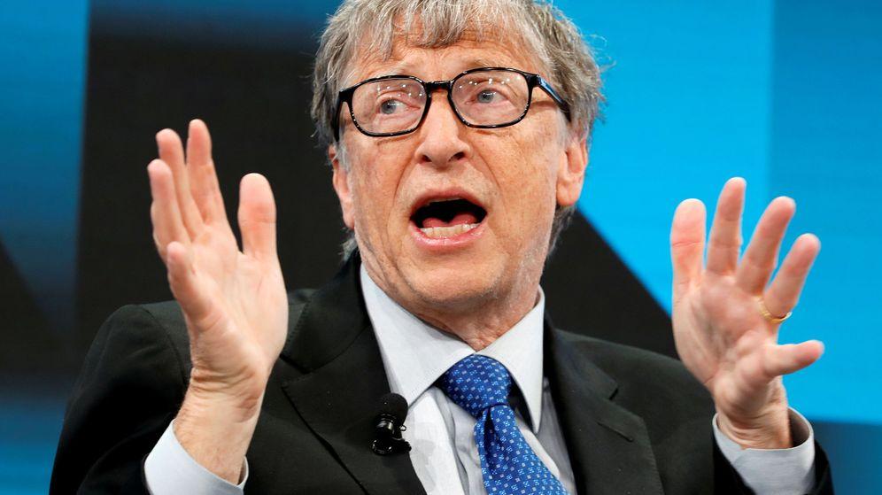 Foto: Bill Gates tiene claro cuál ha sido el mayor error de la historia de Microsoft. (Reuters)