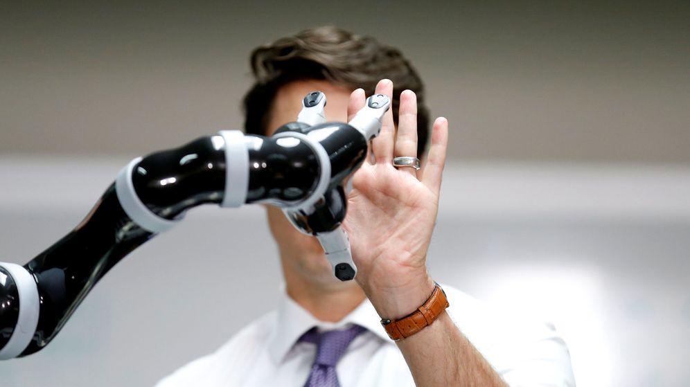 Foto: Robot. (Reuters)