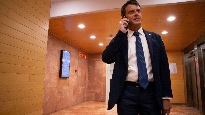 Sobre la beatificación política de Manuel Valls