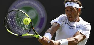 Post de En directo el partido de Wimbledon entre Rafa Nadal y Donald Young