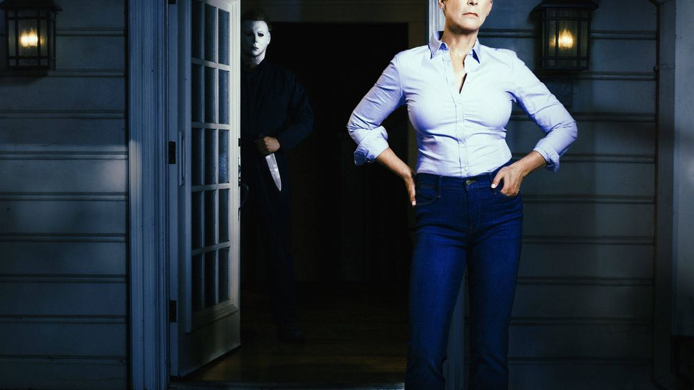 Foto: Fotograma del último 'Halloween'. (Universal)