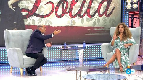 Jorge Javier enmudece con la crítica de Lolita Flores sobre la 'mani' del 8-M