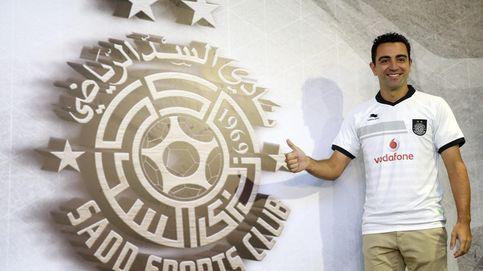 Xavi atiza al Atleti de Simeone: No es el estilo que debe tener un equipo grande