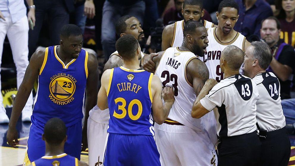 Green y una sanción que puede provocar un vuelco en la final NBA