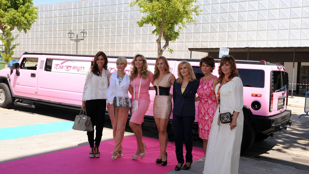 Norma Duval, Nieves Herrero o Arancha del Sol, mujeres comprometidas