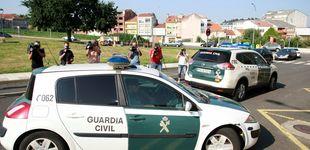 Post de Mata a su cuñado con una barra de hierro en Cabana de Bergantiños (A Coruña)