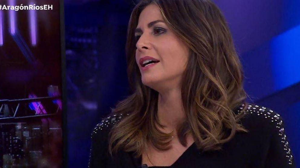 Nuria Roca rememora en 'El hormiguero' su mayor pifia en las redes sociales