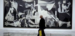 Post de La historia del 'Guernica', el cuadro que se merecía un siglo de guerra y terror