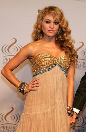 Paulina Rubio le salva la vida a una amiga gracias a Twitter