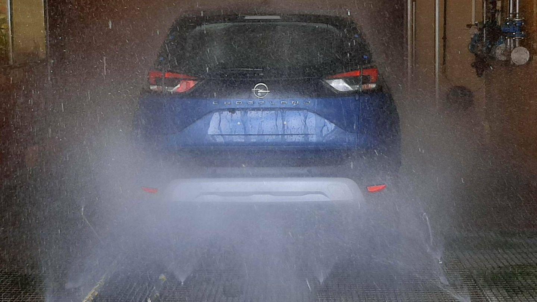 El 5% de la producción diaria vuelve a pasar por una ducha tropical de entre 30 y 40 minutos.