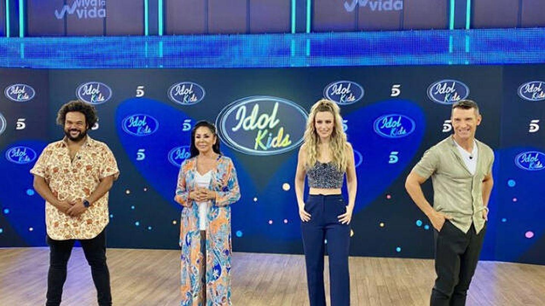 Imagen promocional de 'Idol Kids'. (Telecinco)