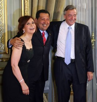 Foto: Venezuela acusa a la Casa de Real de actitud poco seria por desmentir que el príncipe lleve un mensaje a Chávez