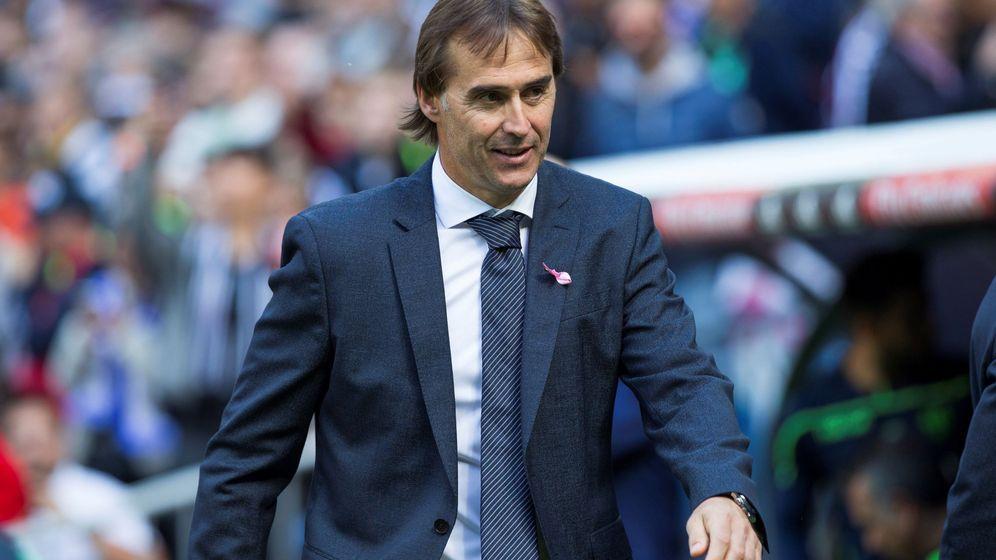 Foto: Julen Lopetegui, nuevo entrenador del Sevilla. (Efe)