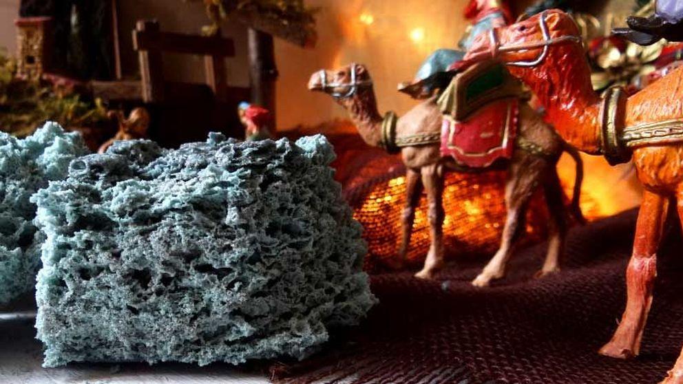 La química del carbón dulce de los tres Reyes Magos