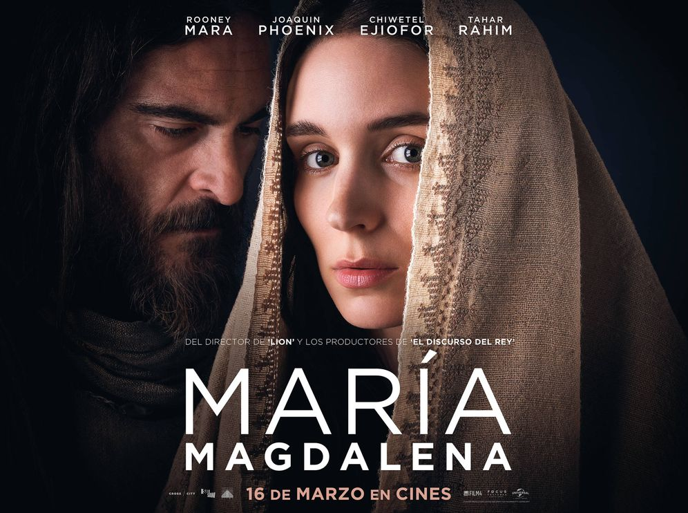 Foto: Cartel de 'María Magdalena'