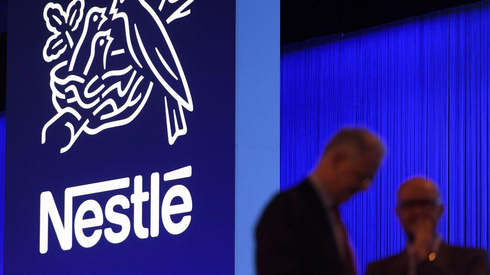 Foto: Junta general de accionistas de Nestlé. (EFE)