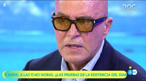 Kiko acuchilla a 'Sálvame': sus puñaladas por Antonio Canales y Rocío Carrasco