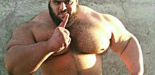 Post de El 'Hulk iraní' ficha por el torneo de boxeo más sangriendo del mundo