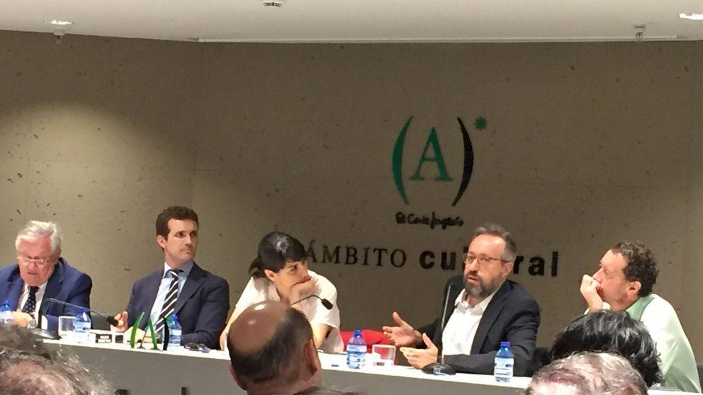 El primer debate poselectoral confirma el bloqueo del acuerdo de PP, PSOE y C's